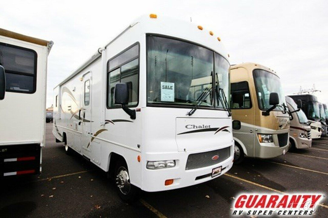 2009 Winnebago CHALET for sale 300124223