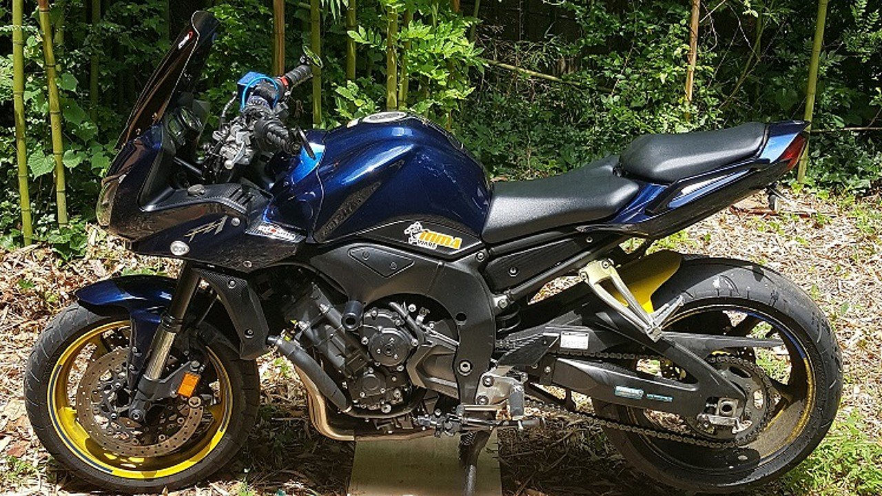 2009 Yamaha FZ1 for sale 200599879