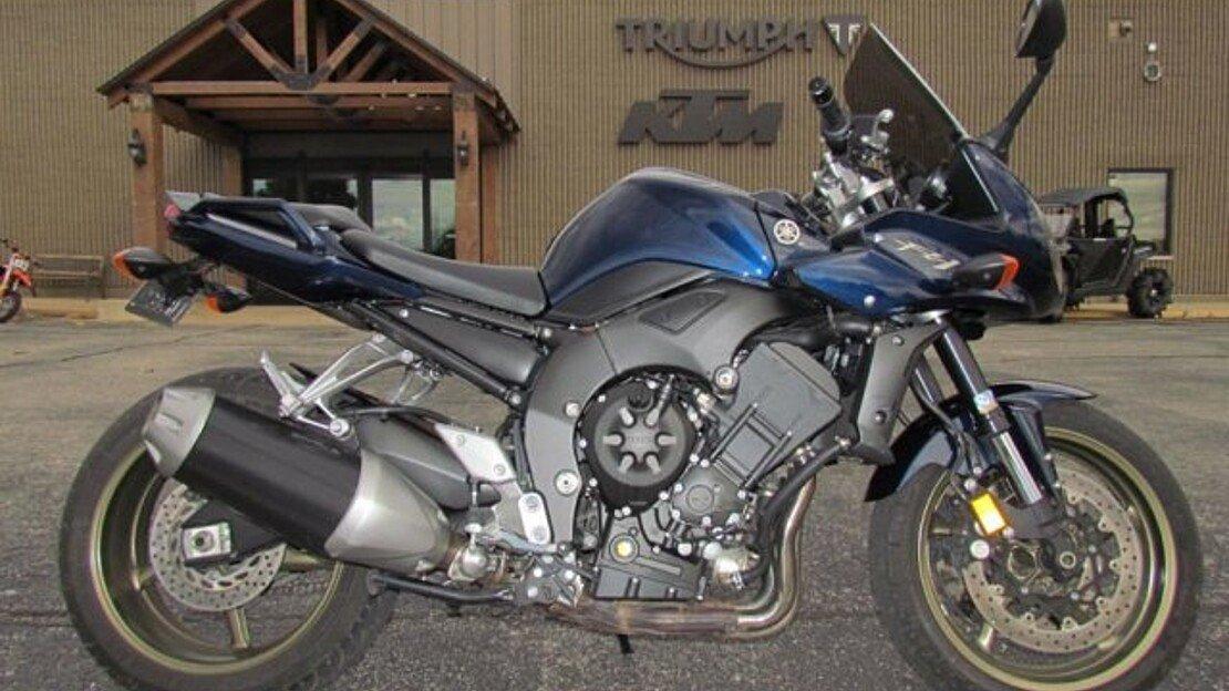 2009 Yamaha FZ1 for sale 200633423