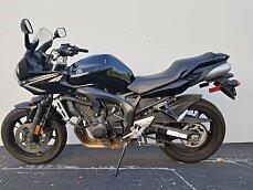 2009 Yamaha FZ6 for sale 200629501