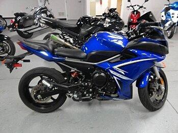 2009 Yamaha FZ6R for sale 200328106