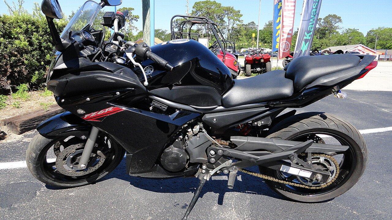 2009 Yamaha FZ6R for sale 200455482