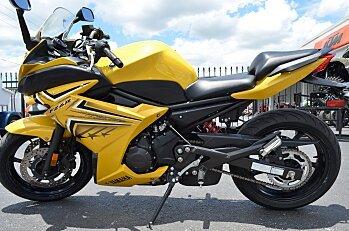 2009 Yamaha FZ6R for sale 200594196