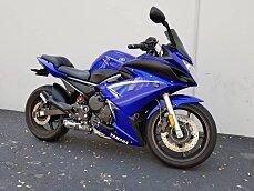 2009 Yamaha FZ6R for sale 200623904