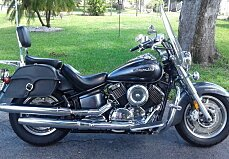2009 Yamaha V Star 1100 for sale 200622868