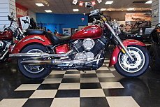 2009 Yamaha V Star 1100 for sale 200625007