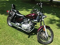 2009 Yamaha V Star 250 for sale 200604544