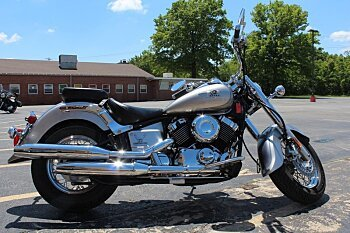 2009 Yamaha V Star 650 for sale 200360729