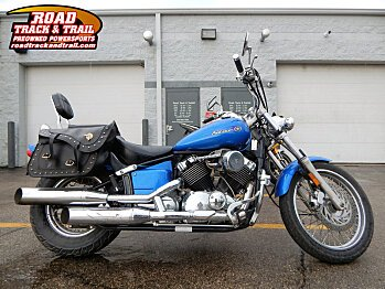 2009 Yamaha V Star 650 for sale 200576208