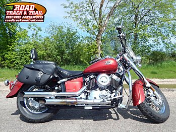 2009 Yamaha V Star 650 for sale 200581724