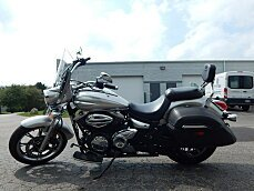 2009 Yamaha V Star 950 for sale 200621260