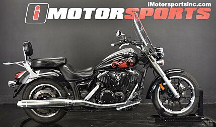 2009 Yamaha V Star 950 for sale 200632623