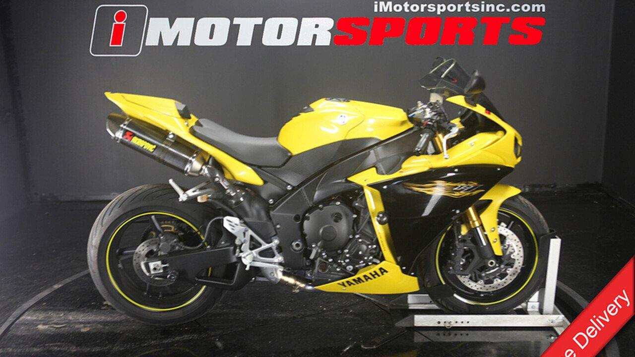 2009 Yamaha YZF-R1 for sale 200609736