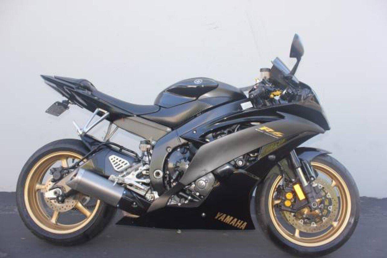 2009 Yamaha YZF R6 for sale near Santa Clara California