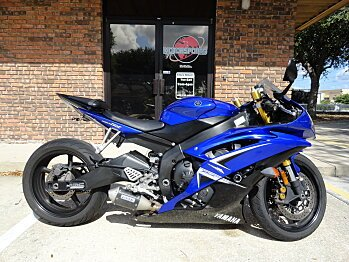 2009 Yamaha YZF-R6 for sale 200356119