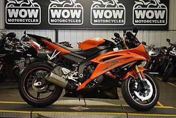 2009 Yamaha YZF-R6 for sale 200477194