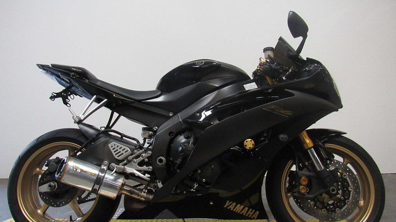 2009 Yamaha YZF-R6 for sale 200482434