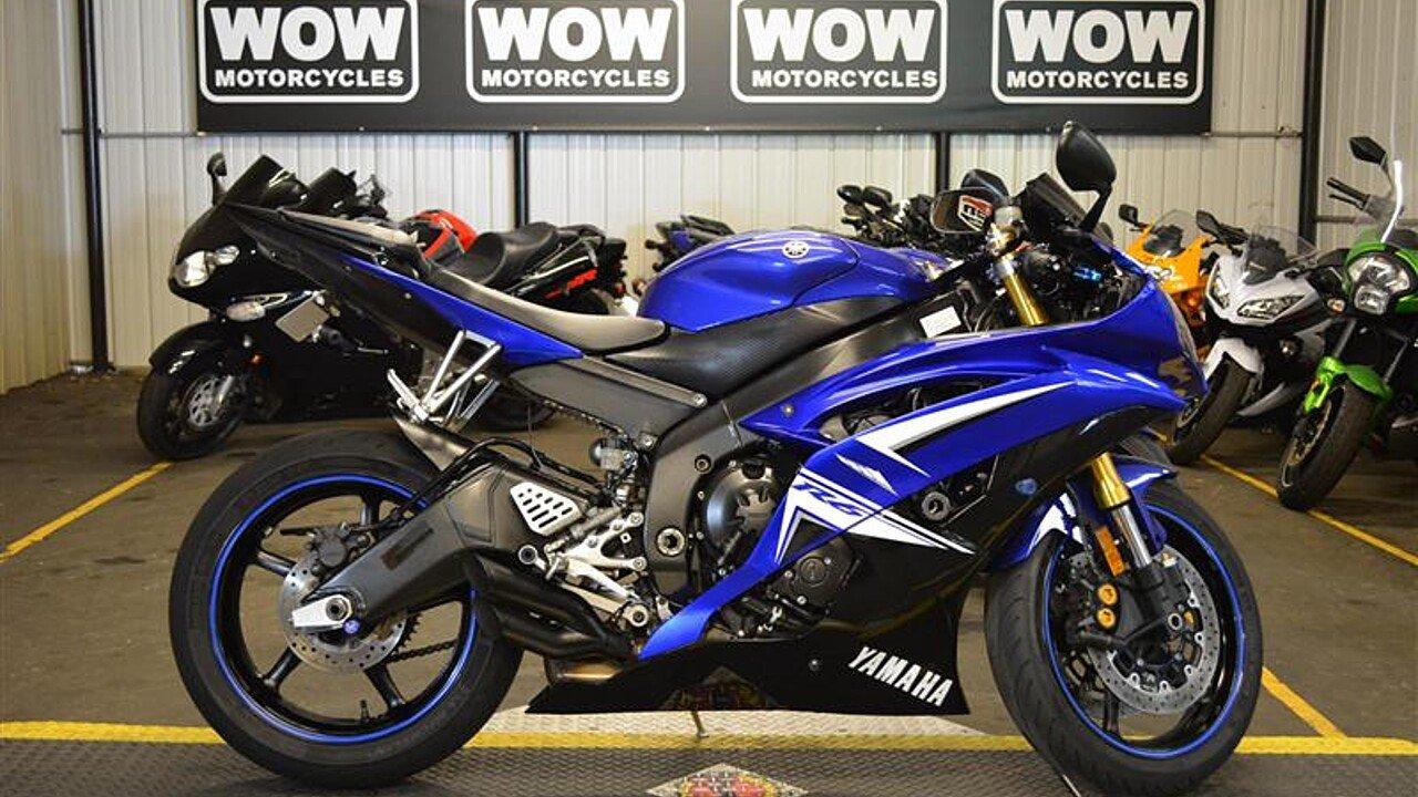 2009 Yamaha YZF-R6 for sale 200484237