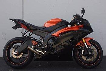 2009 Yamaha YZF-R6 for sale 200508631