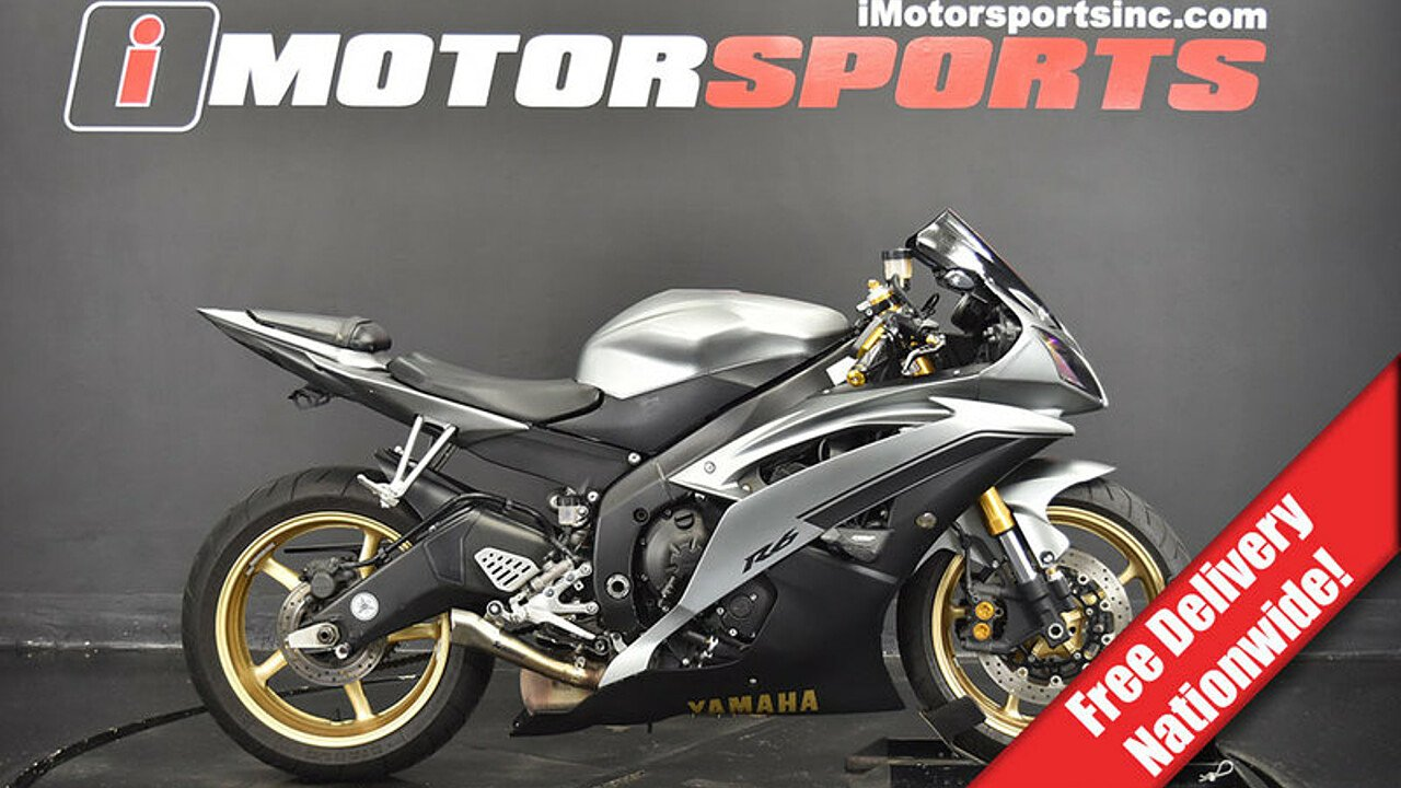 2009 Yamaha YZF-R6 for sale 200597980