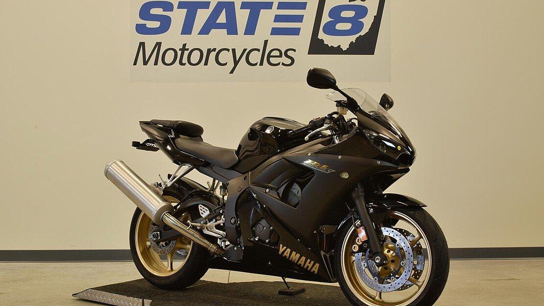 2009 Yamaha YZF-R6 for sale 200624474