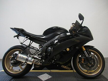 2009 Yamaha YZF-R6 for sale 200482434