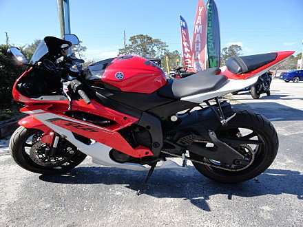 2009 Yamaha YZF-R6 for sale 200529586