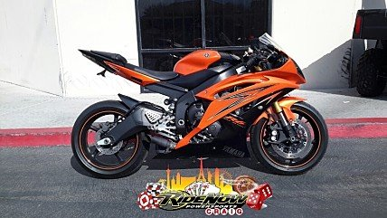 2009 Yamaha YZF-R6 for sale 200535894