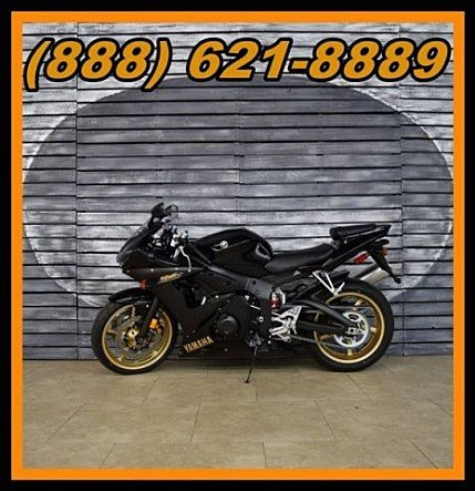 2009 Yamaha YZF-R6 for sale 200629508