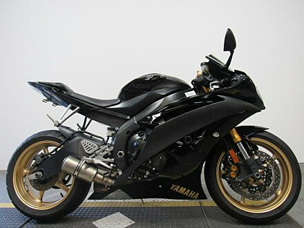 2009 Yamaha YZF-R6 for sale 200631002