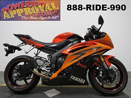 2009 Yamaha YZF-R6 for sale 200652980