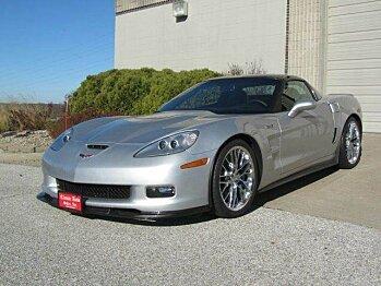2009 chevrolet Corvette ZR1 Coupe for sale 100925530