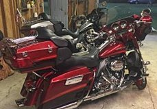 2009 harley-davidson CVO for sale 200583895