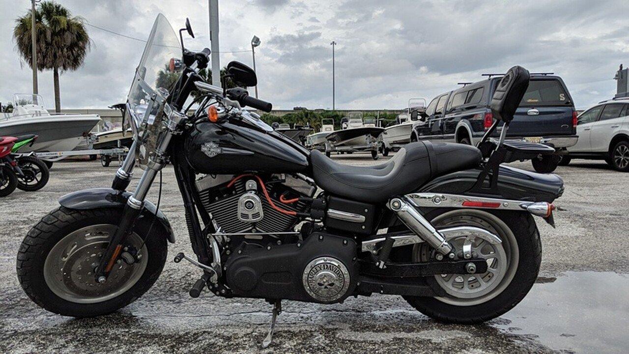 2009 harley-davidson Dyna Fat Bob for sale 200592577