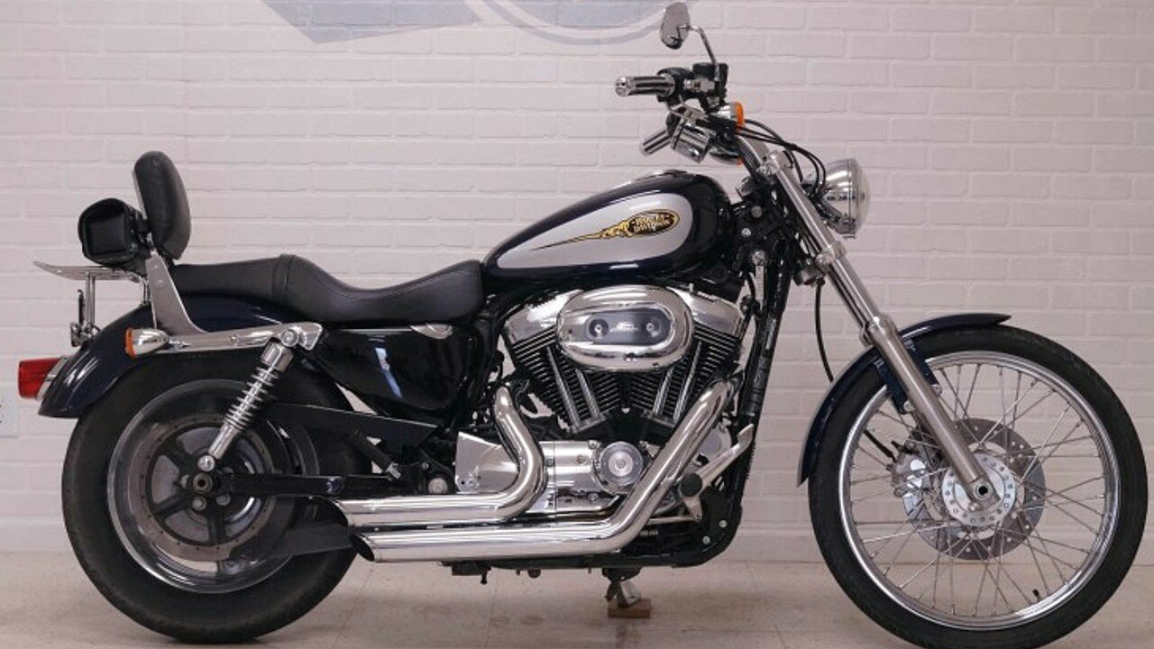 2009 harley-davidson Sportster Custom for sale 200591050