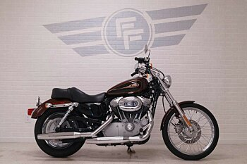 2009 harley-davidson Sportster for sale 200621908