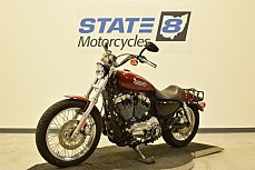 2009 harley-davidson Sportster for sale 200629308