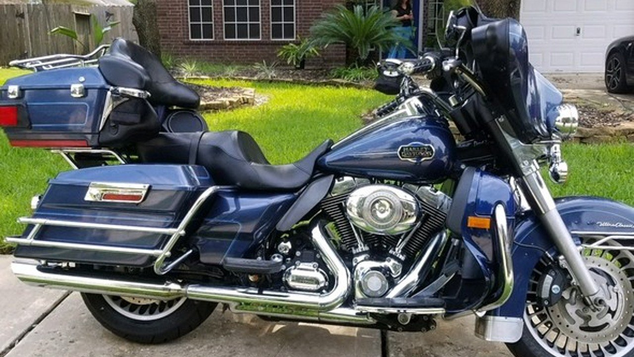 2009 harley-davidson Touring for sale 200558685