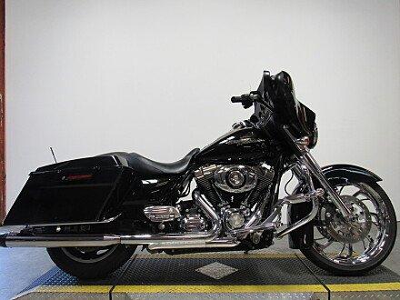 2009 harley-davidson Touring Street Glide for sale 200621435