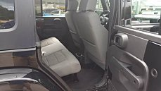 2009 jeep Wrangler 4WD Unlimited Sahara for sale 101012643
