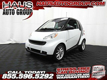 2009 smart fortwo Coupe for sale 100794811