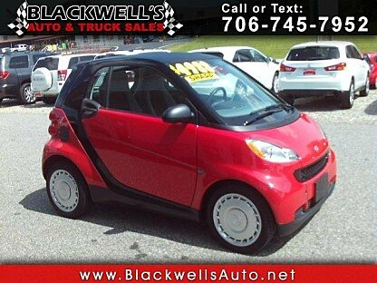 2009 smart fortwo Coupe for sale 100868361
