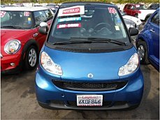 2009 smart fortwo passion Cabriolet for sale 100945914