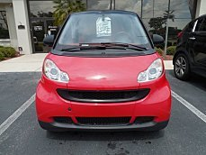 2009 smart fortwo passion Cabriolet for sale 100973744