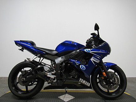 2009 yamaha YZF-R6 for sale 200431306