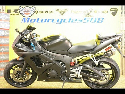 2009 yamaha YZF-R6 for sale 200617092