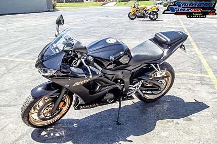 2009 yamaha YZF-R6 for sale 200618318