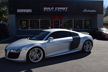 2010 Audi R8 5.2 Coupe for sale 100847113