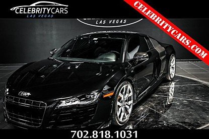 2010 Audi R8 5.2 Coupe for sale 100867582
