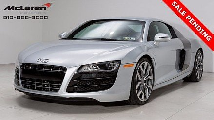 2010 Audi R8 5.2 Coupe for sale 100904479